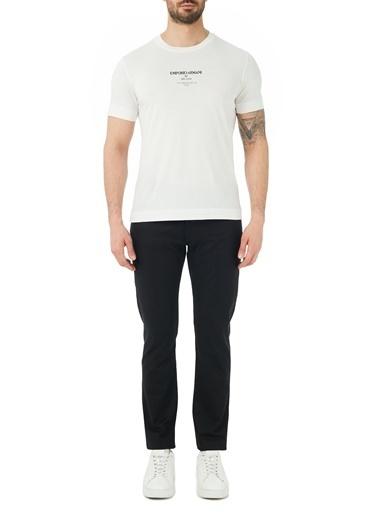 Emporio Armani  Slim Fit Pamuklu J06 Jeans Erkek Pamuklu Pantolon 3K1J06 1Nwyz 0999 Siyah